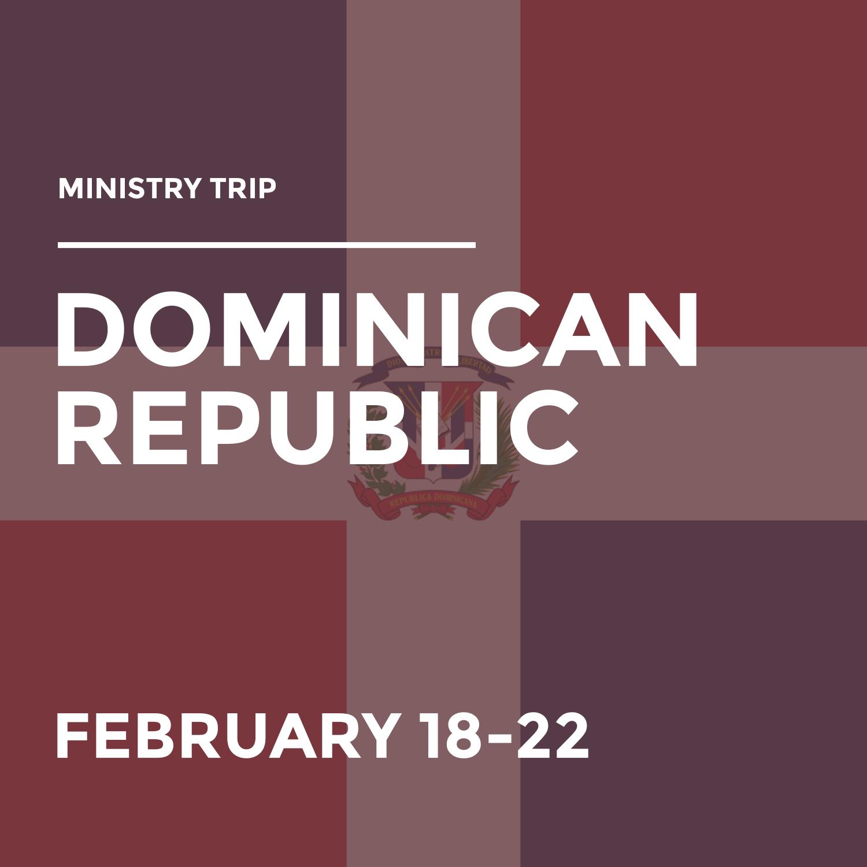 Dominican Republic February 18-22