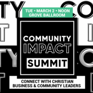 Community Impact Summit March 2